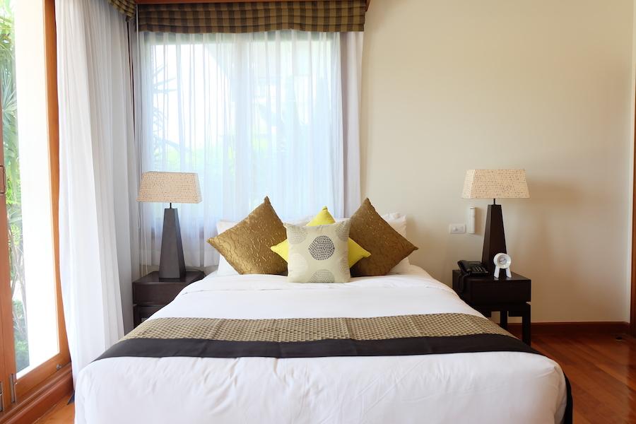 Спальня в резиденции в Laguna Village
