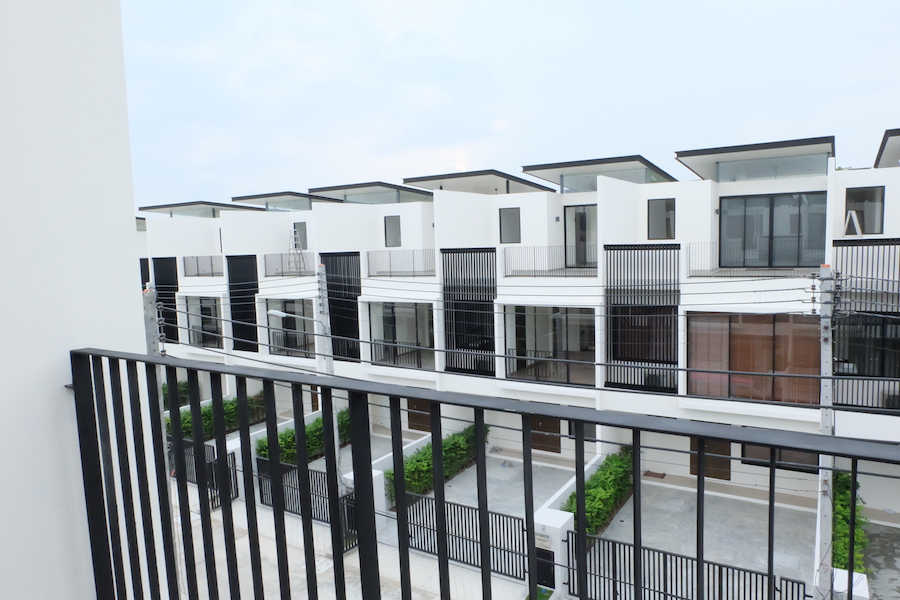 Лануна Парк - терраса на крыше