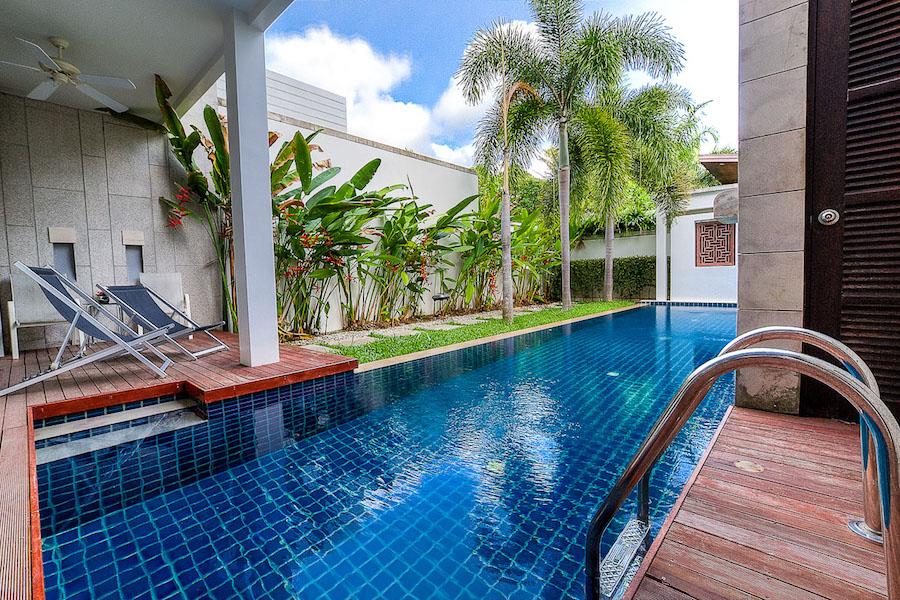 Oxygen Bang Tao - личный бассейн