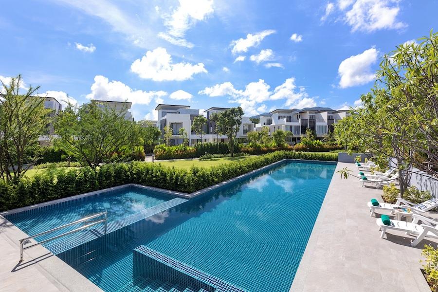 Laguna Park - pool