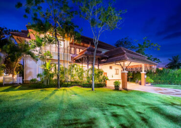 Просторная резиденция с 4 спальнями в Laguna Village