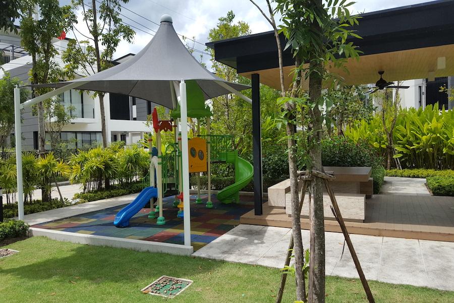 Laguna Park - kids zone