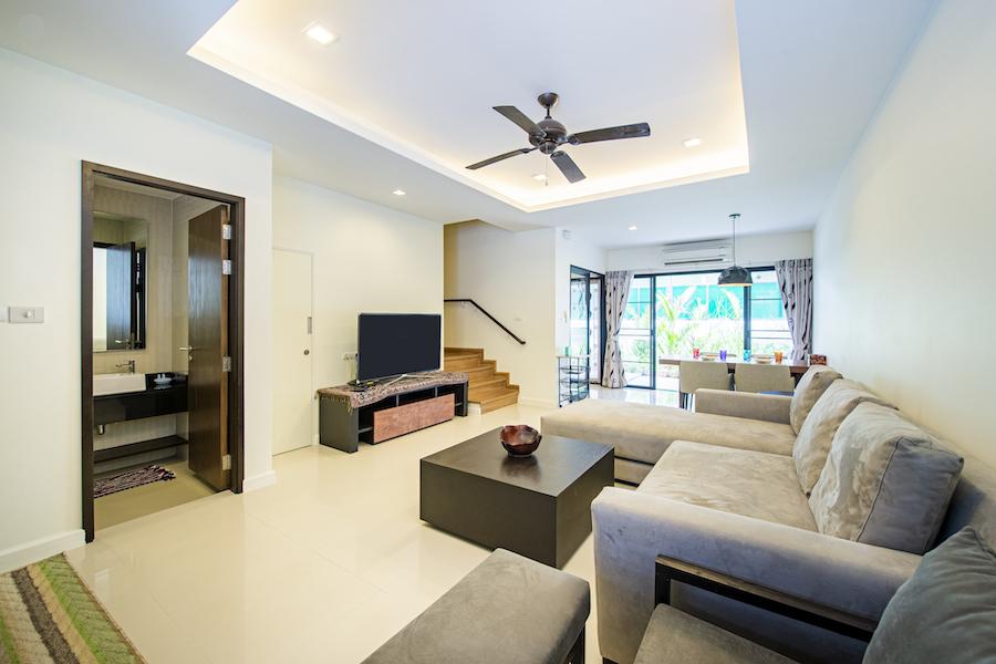Laguna Park Phuket - гостиная