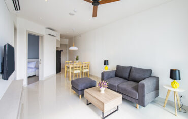 Новые апартаменты с 2 спальнями в Cassia Residences