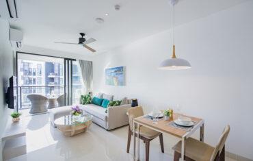 Апартаменты с 1 спальней в Cassia Residences
