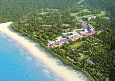 Двуспальные апартаменты площадью 60 м2 в Sea Heaven