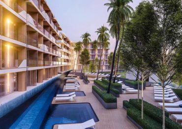 Апартаменты с 2 спальнями площадью 102 м2 в проекте Sunshine Beach