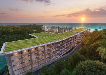 Апартаменты-студио площадью 31 м2 в проекте Sunshine Beach