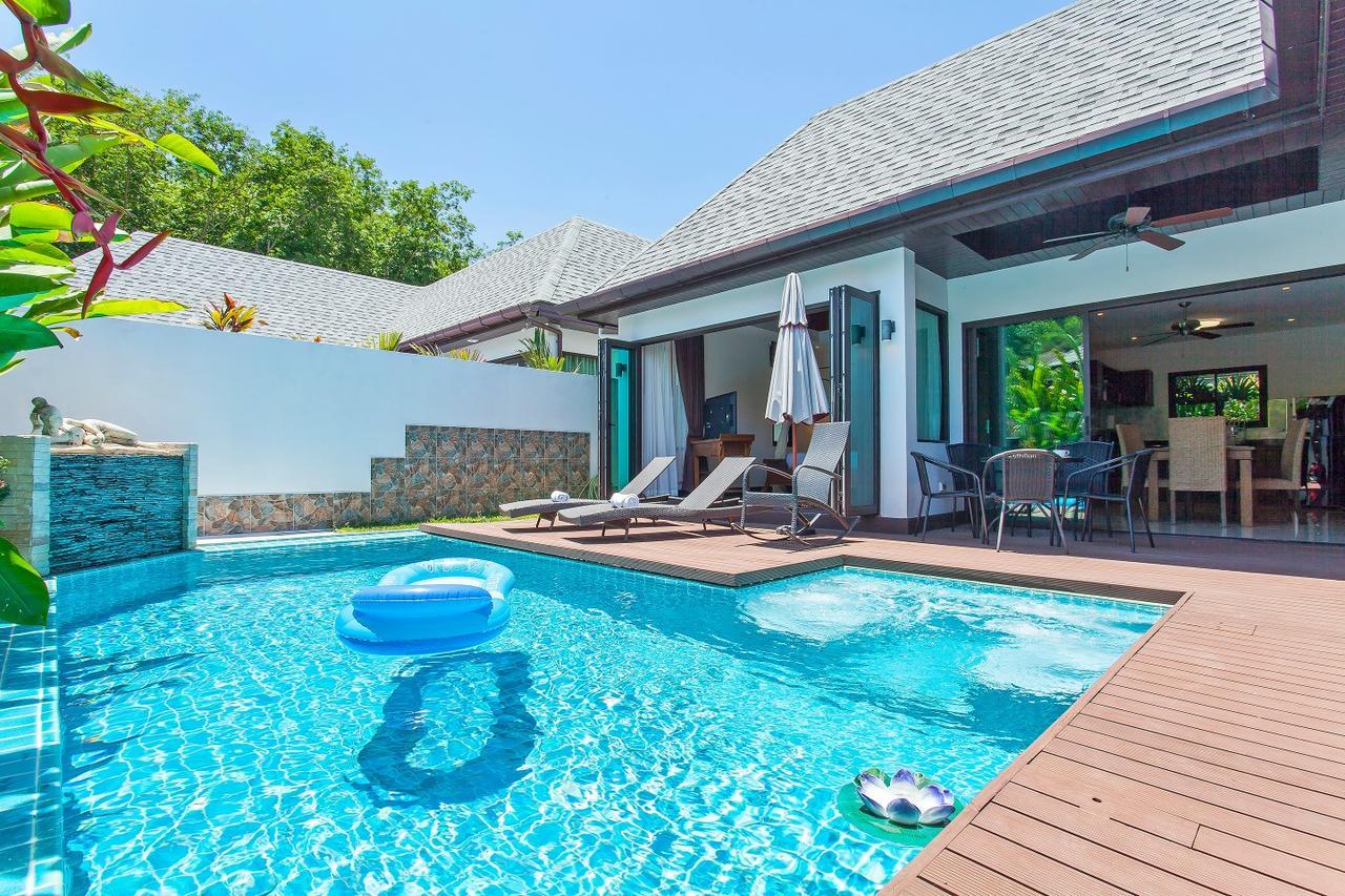 Villa Chrysanthe - личный бассейн