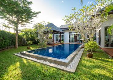 Вилла Erawana с 4 спальнями и большим садом