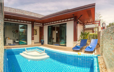 Двуспальная вилла в в комплексе Rawai VIP Villas