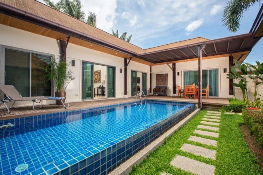 Niche Villas - личный бассейн