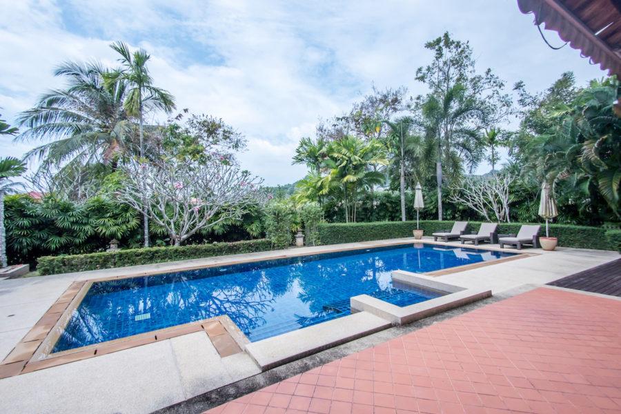 Angsana Villas Phuket -  личный бассейн