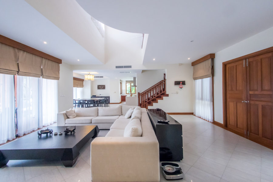 Angsana Villas Phuket - гостиная