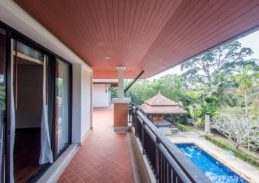Резиденция с 4 спальнями в 5* Angsana Villas Resort Phuket