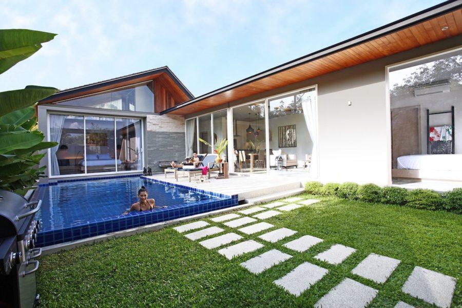 Sunpao Villas - Вилла с бассейном