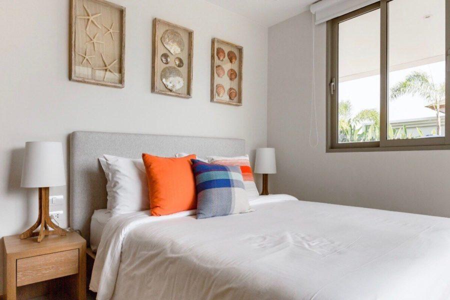 Trichada Tropical - третья спальня