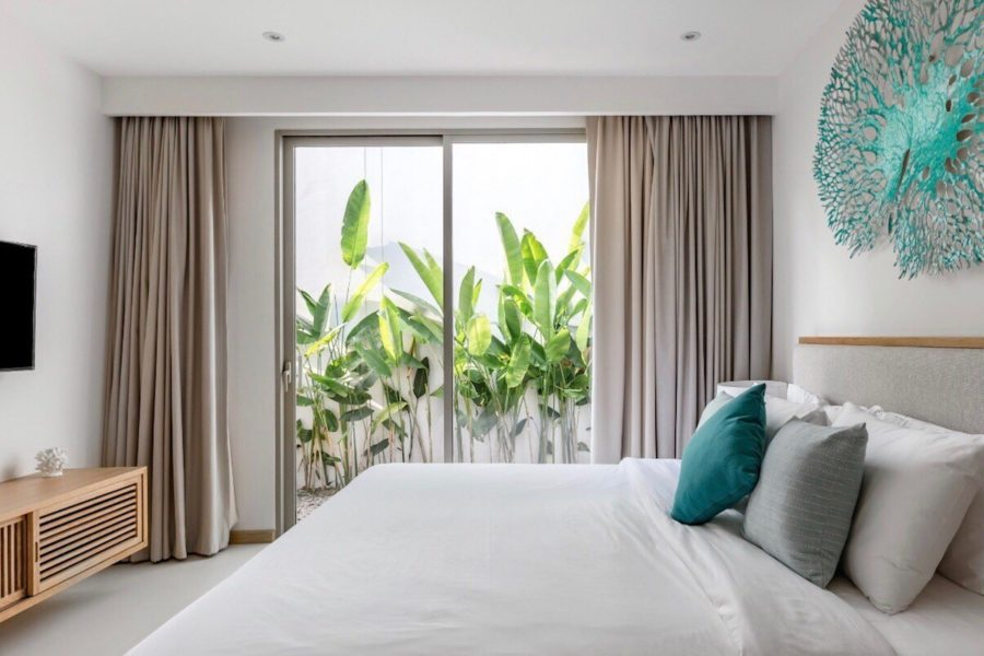 Trichada Tropical - вторая спальня