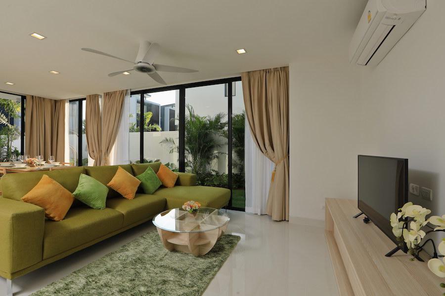 Гостиная зона - Laguna Park 2