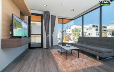 Апартаменты с 2 спальнями в Vip Kata 1